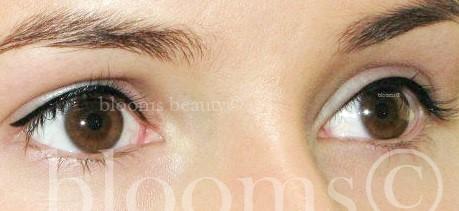 Tatuaj contur ochi