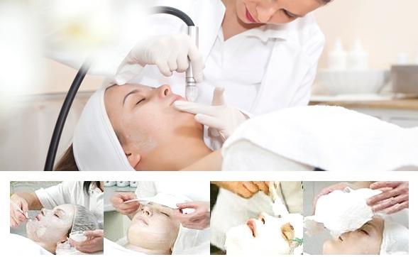 tratamente faciale-masca colagen