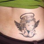 Tatuaj inger 3