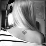 Tatuaj nufar