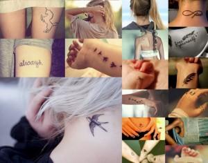 Tatuaje mici