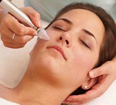 Tratament facial -microdermabraziune