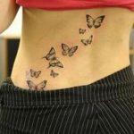Tatuaje fluturi