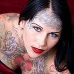 Tatuaj pe cap