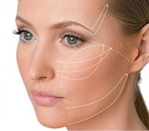 Tratament facial dermo-cosmetic cu microdermabraziune si masca de colagen